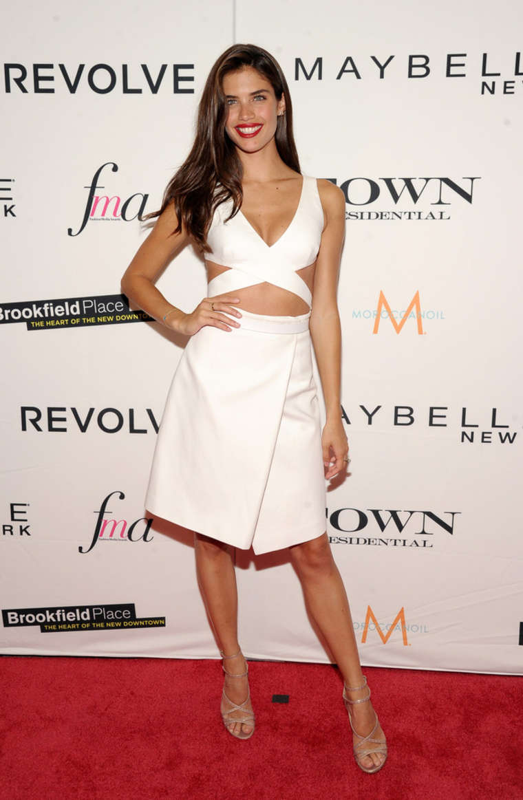 Sara Sampaio 2015 : Sara Sampaio: The Daily Front Row Third Annual Fashion Media Awards -01
