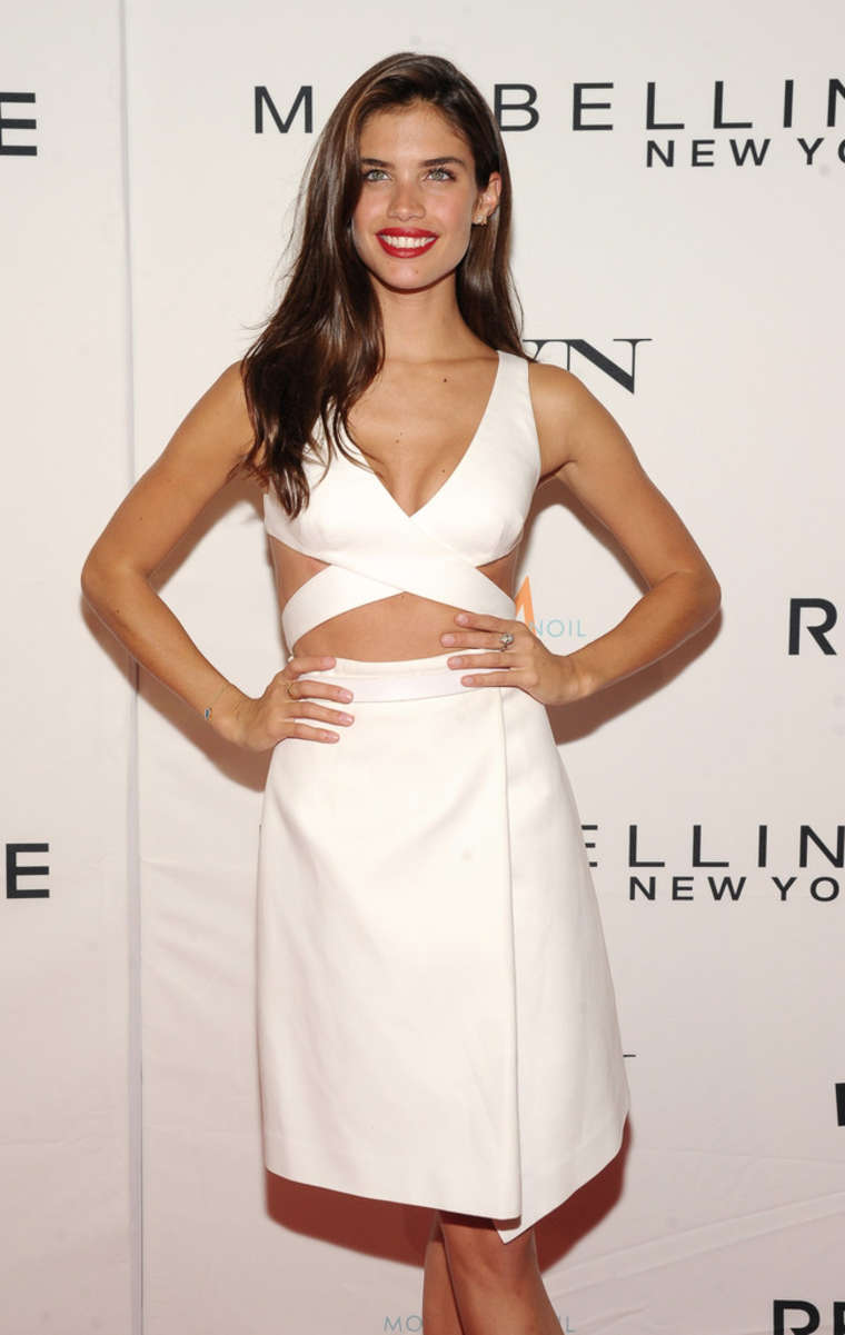 Sara Sampaio - The Daily Front Row Third Annual Fashion Media Awards in NYC