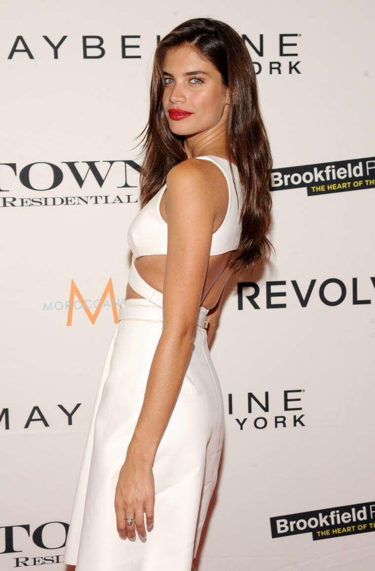 Sara Sampaio 2015 : Sara Sampaio: The Daily Front Row Third Annual Fashion Media Awards -05