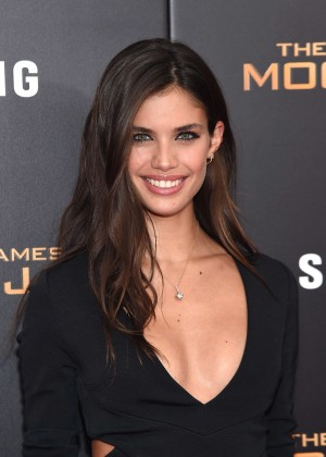 Sara Sampaio - 'The Hunger Games: Mockingjay' Part 2 Premiere in NYC