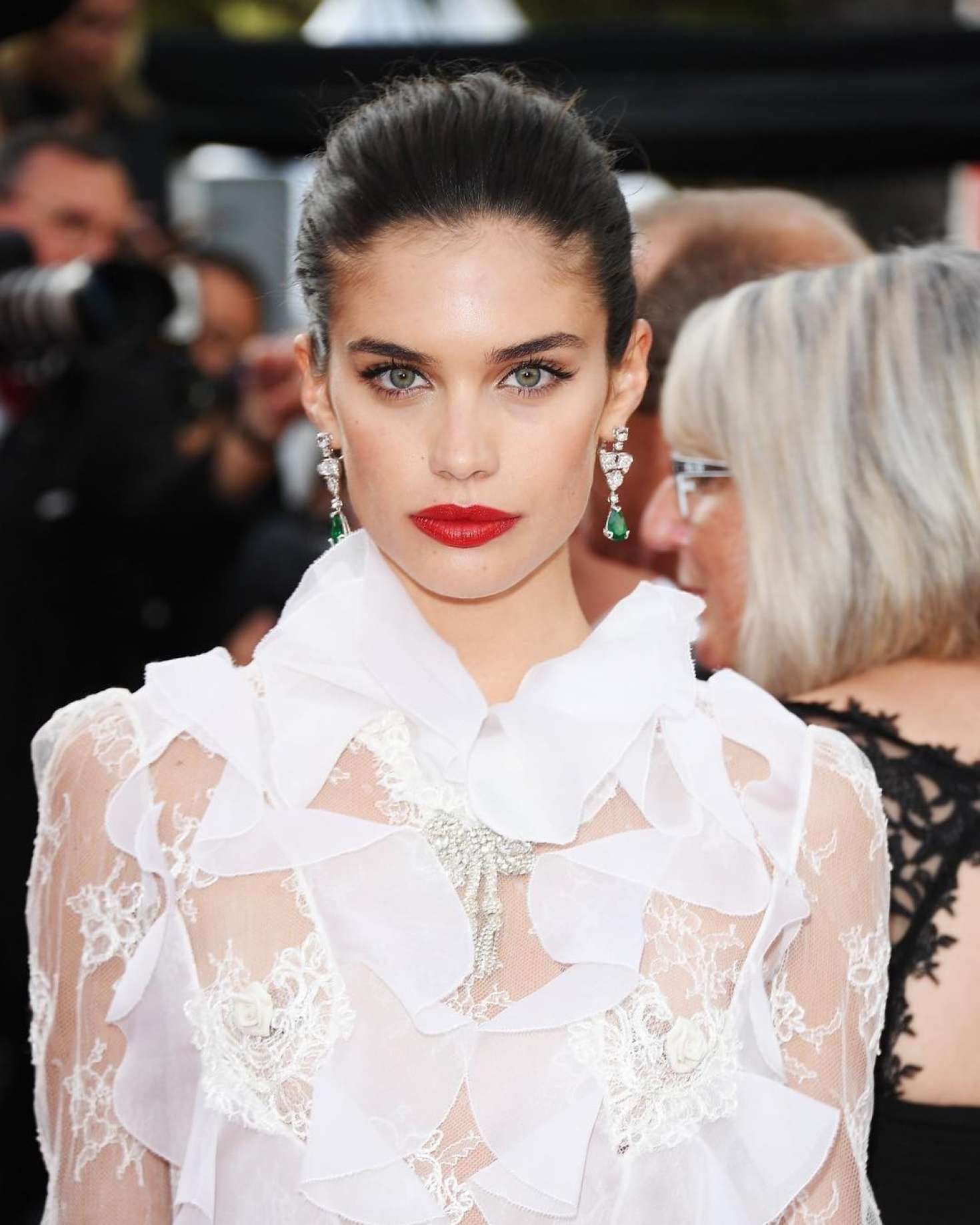 Sara Sampaio – 'The Killing of a Sacred Deer' Premiere at 70th Cannes Film Festival   Sara-Sampaio:-The-Killing-of-a-Sacred-Deer-Premiere-at-70th-Cannes-Film-Festival--01