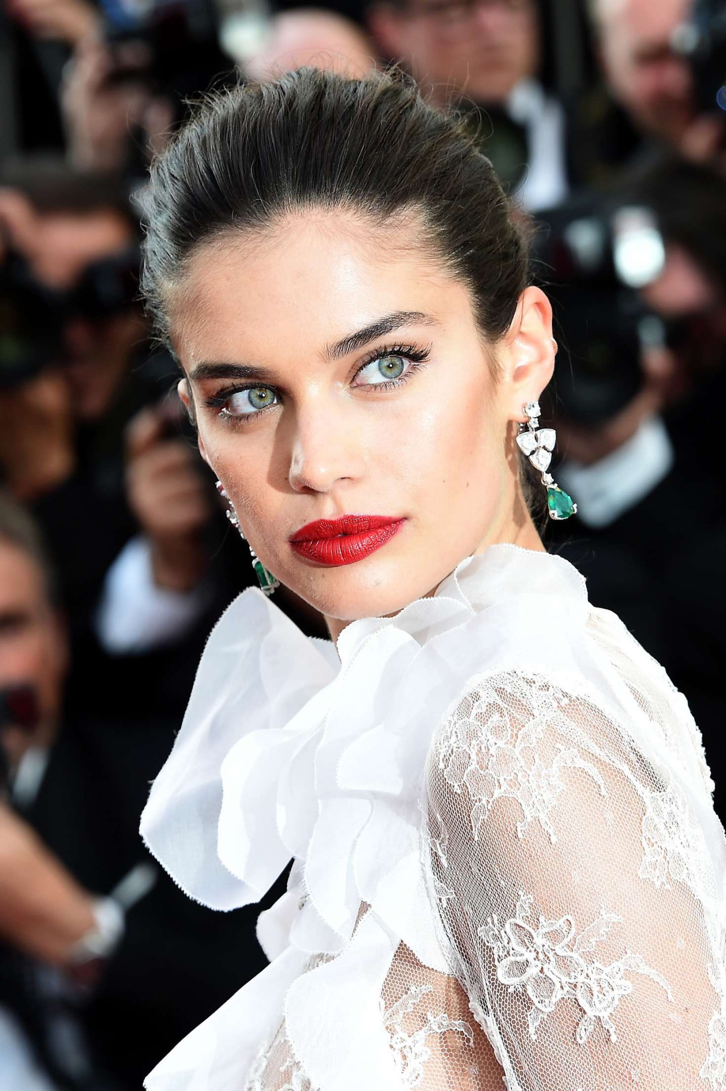 Sara Sampaio – 'The Killing of a Sacred Deer' Premiere at 70th Cannes Film Festival   Sara-Sampaio:-The-Killing-of-a-Sacred-Deer-Premiere-at-70th-Cannes-Film-Festival--05
