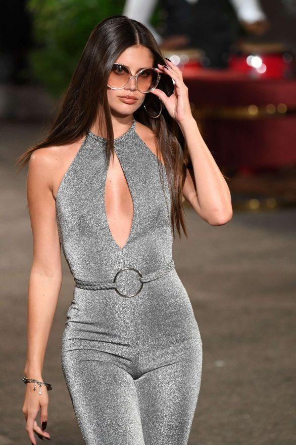 Sara Sampaio - Tommy Hilfiger Runway Show SS 2020 in NYC