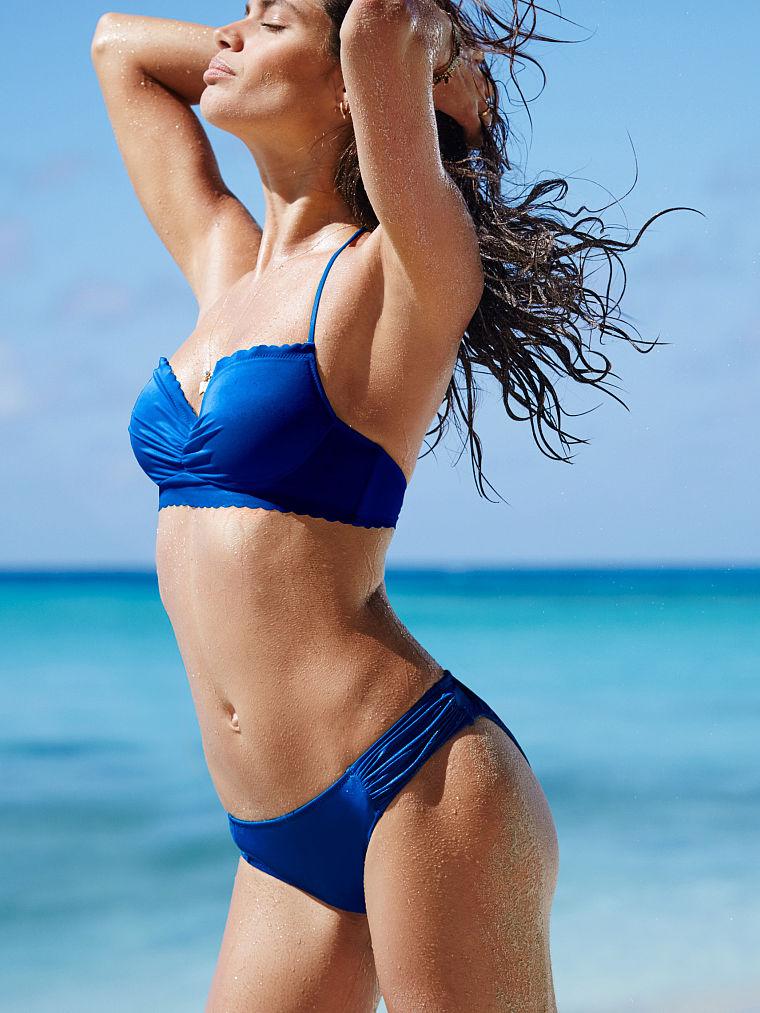 Sara Sampaio - Victoria's Secret Bikini (January 2016)