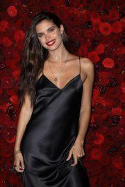 Sara Sampaio - Victoria's Secret Bombshell Intense Launch Party in New York