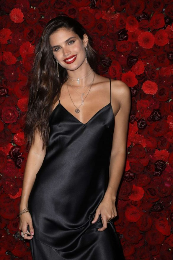 Sara Sampaio - Victoria's Secret Bombshell Intense Launch Party in New York