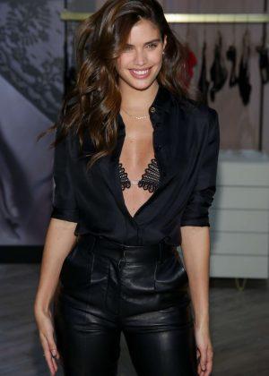 Sara Sampaio - Victoria's Secret Event in NYC