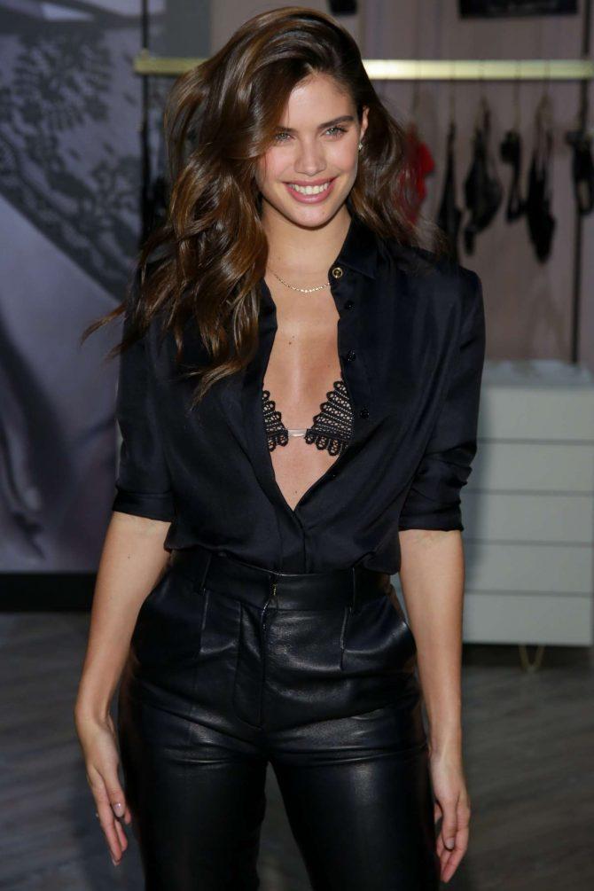 Sara Sampaio – Victoria's Secret Event in NYC