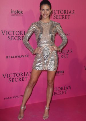 Sara Sampaio - Victoria's Secret Fashion Show 2016 After Party in Paris