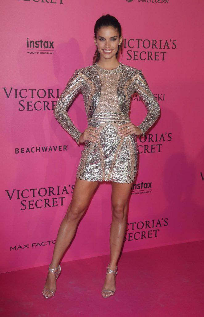 Sara Sampaio - Victoria's Secret Fashion Show 2016 After Party in Paris