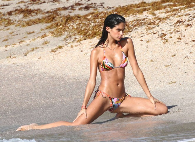 Sara Sampaio with Bikini Pic 17 of 35