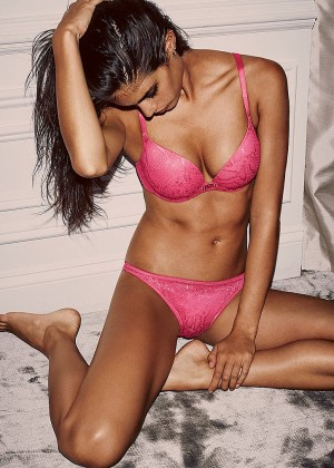 Sara Sampaio - Victoria's Secret Photoshoot (September 2015)