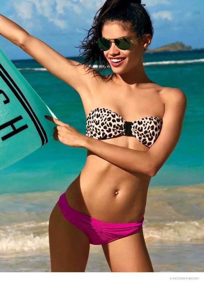 Sara Sampaio - Victoria's Secret Pink Photoshoot 2015