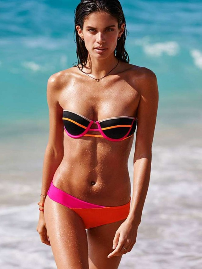 Sara Sampaio - Victoria's Secret Swim (January 2016)