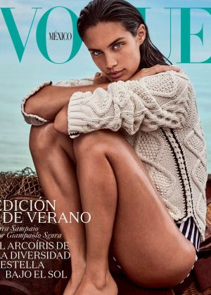 Sara Sampaio - Vogue Mexico Magazine (June 2018)