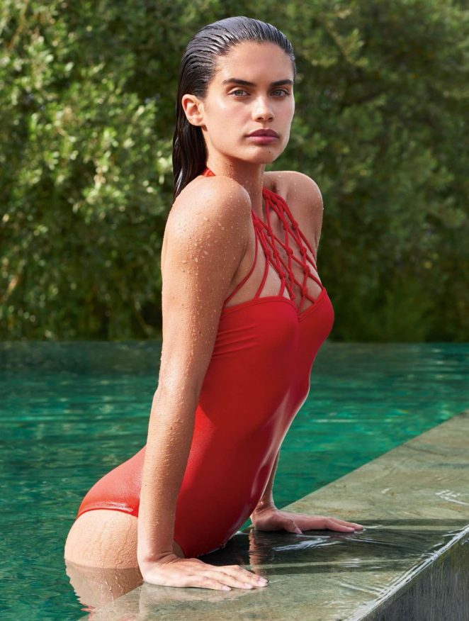 Sara Sampaio - Vogue Turkey Magazine (June 2017)