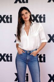 Sara Sampaio - XTI brand Collection Presentation in Madrid
