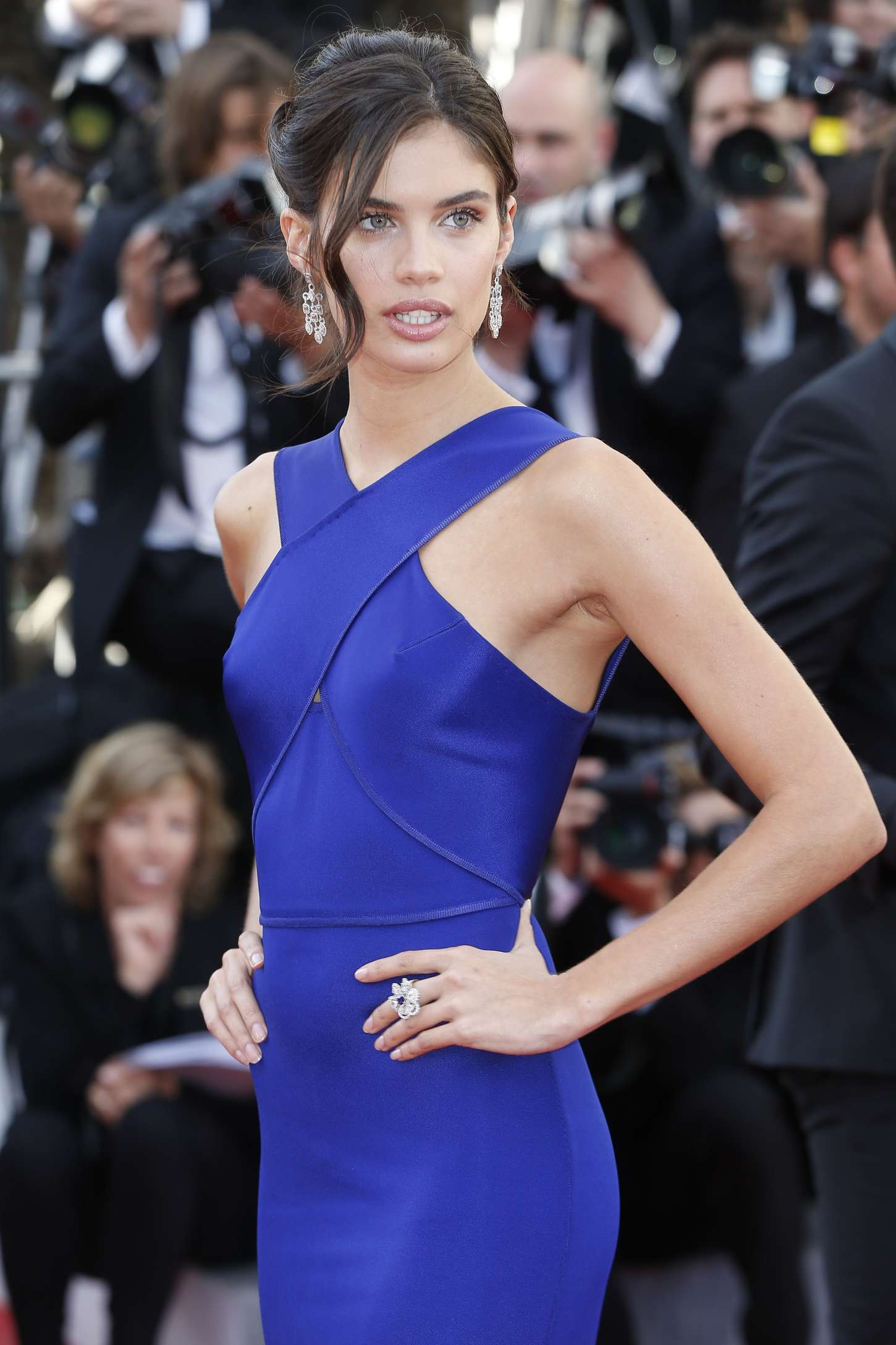 Sara Sampaio - 'Youth' Premiere in Cannes
