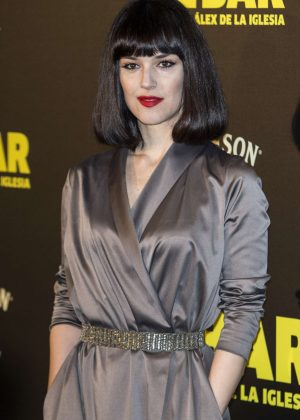 Sara Vega - 'El Bar' Premiere in Madrid