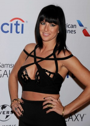Sarah Barthel - GRAMMY Awards 2015 in Los Angeles