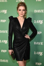 Sarah Bolger - 'Dave' TV Show Premiere in Los Angeles