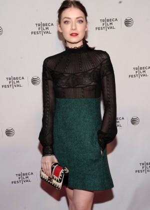 Sarah Bolger - 'Emelie' Premiere in NYC