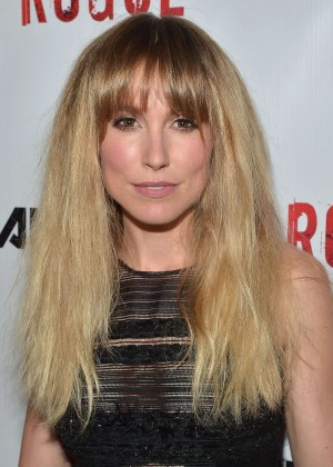 Sarah Carter - DirecTV's 'Rogue' Premiere in West Hollywood