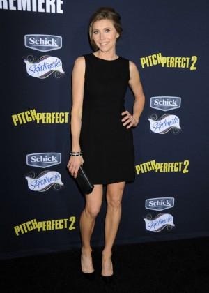 Sarah Chalke - 'Pitch Perfect 2' Premiere in LA