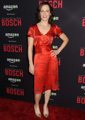 Sarah Clarke - 'Bosch' Season 2 Premiere in West Hollywood