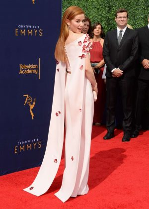 Sarah Drew - 2018 Primetime Creative Arts Emmy Awards in Los Angeles