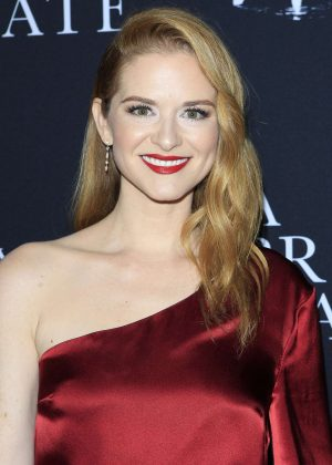Sarah Drew - 'A Private War' Premiere in Los Angeles
