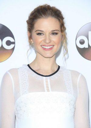 Sarah Drew - Disney ABC Television Hosts TCA Winter Press Tour 2017 in Pasadena
