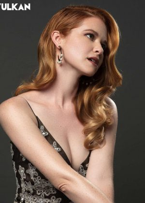 Sarah Drew for Vulkan Magazine (September 2018)