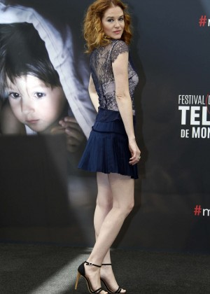 Sarah Drew - 'Grey's Anatomy' Photocall at 2015 Monte Carlo TV Festival in Monaco