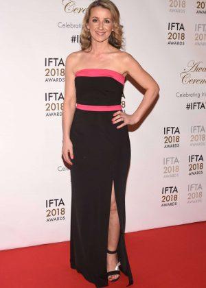 Sarah Flood - 2018 IFTA Film and Drama Awards in Dublin
