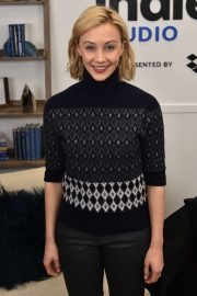 Sarah Gadon - IndieWire Sundance Studio presented by Dropbox in Park City
