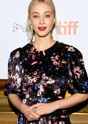 Sarah Gadon - 'The Death And Life Of John F. Donovan' Premiere - 2018 TIFF in Toronto