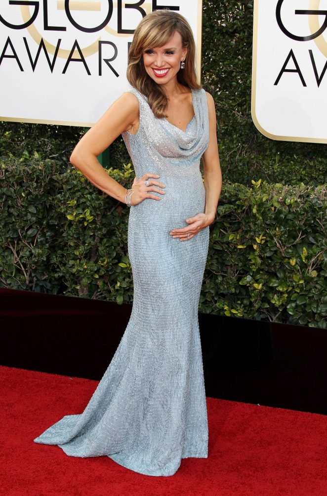 Sarah Gore - 74th Annual Golden Globe Awards in Beverly Hills