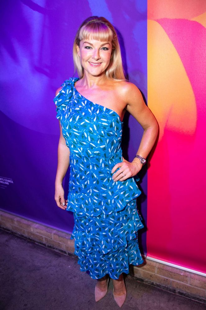 Sarah Hadland - 'Dance Nation' Party in London