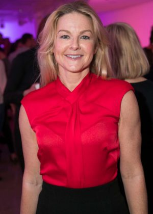 Sarah Hadland - 'The Prime of Miss Jean Brodie' Party in London