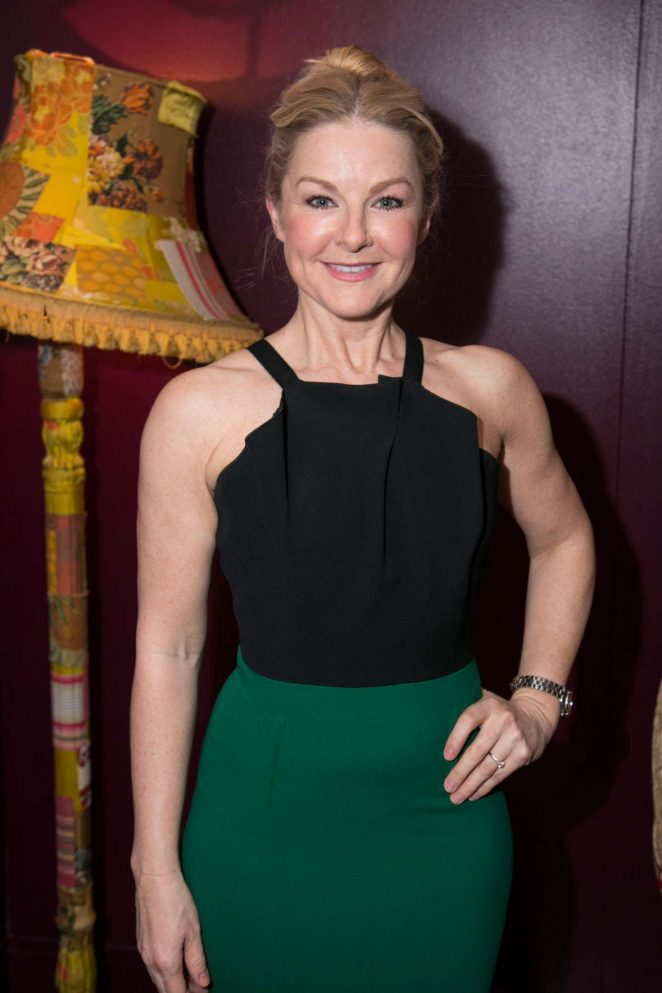 Sarah Hadland - 'The Way of the World' Party in London