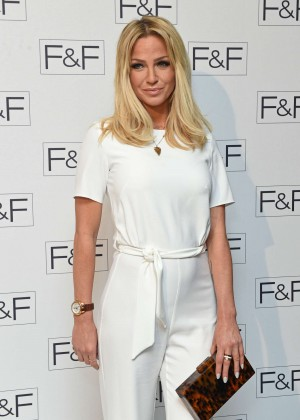 Sarah Harding - F&F 2015 Salon Show in London