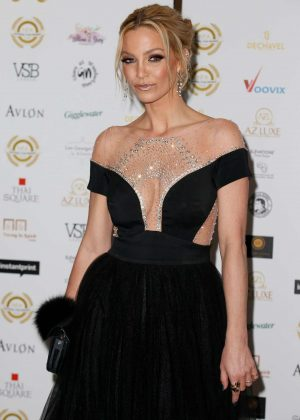 Sarah Harding - National Film Awards 2018 in London