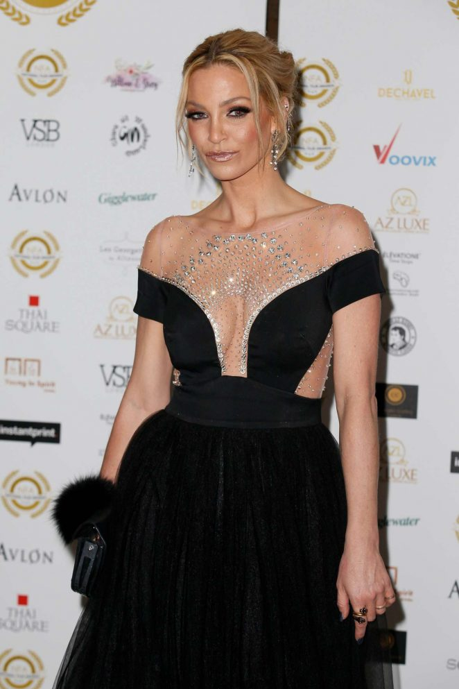 Sarah Harding – National Film Awards 2018 in London