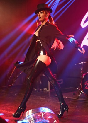 Sarah Harding: Performing at GAY -04