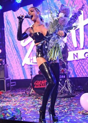 Sarah Harding: Performing at GAY -05
