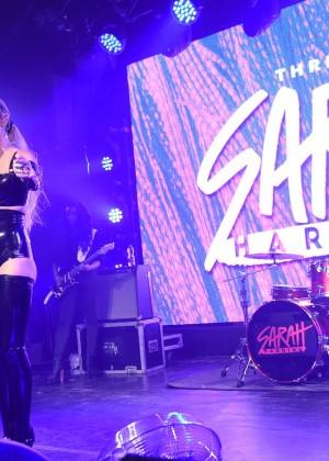 Sarah Harding: Performing at GAY -12