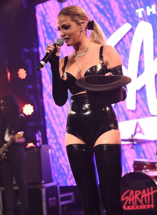 Sarah Harding - Performing at GAY in London