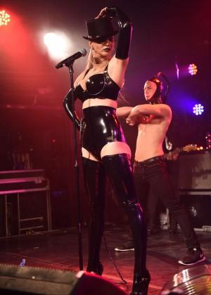 Sarah Harding: Performing at GAY -20