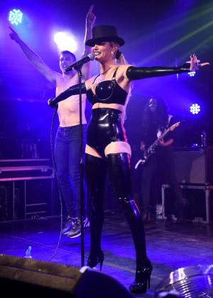Sarah Harding: Performing at GAY -28